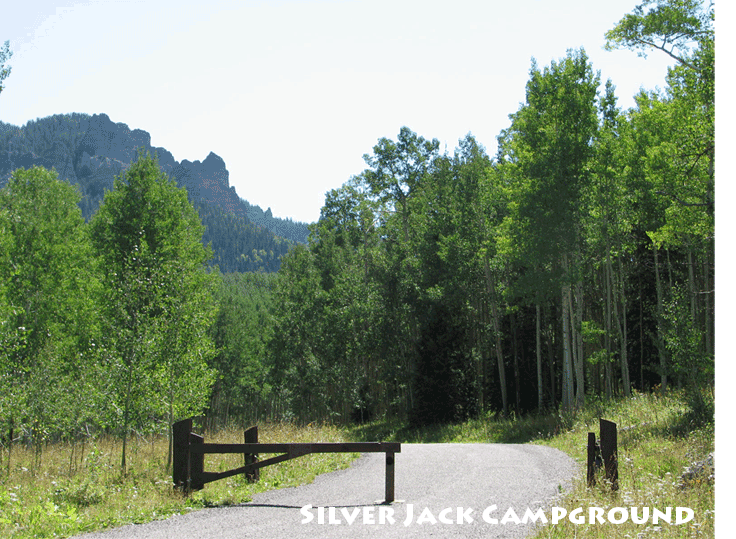 Silver Jack Campground